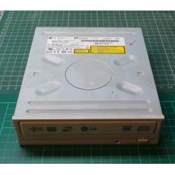 USED DVD ReWriter, IDE, White