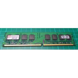 USED DIMM, DDR2-1066, PC2-8500, 1GB