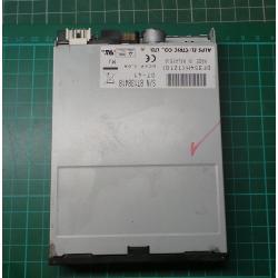 Used, 1.44MB, 3.5, Floppy disk, Black