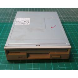 Used, 1.44MB, 3.5, Floppy disk, White