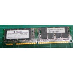 SDRAM, USED, 128MB, PC133