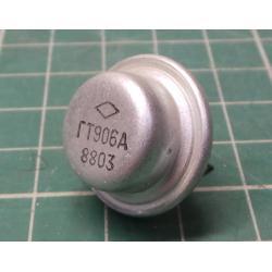 GT906A - Transistor PNP 75V / 6A 15W 30MHz / 1T906A /