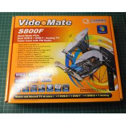 Video Mate, S800F