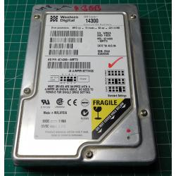 Used, Hard disk, Deskop, IDE, 4.3GB