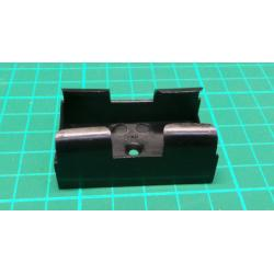 Battery holder 9V without electrical contacts