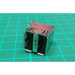 Dual PCB USB Connector