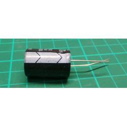 3300u / 25V 105 ° C 16x26x10mm, electrolytic capacitor radial