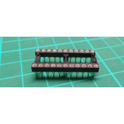 Dol22, Patice precizni, RM 2,54mm