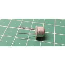Thyristor, KT508/400, 400V, 0.8A, TO39