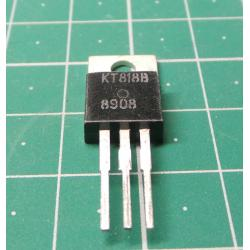 KT818B P 45V / 10A 60W TO220