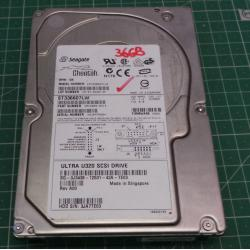 Used, Hard Disk, Desktop, 36GB, SCSI , Ultra 320