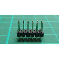 *NEW PHOTO* 12 Pin DIL Header, Male, 2.54mm Pitch