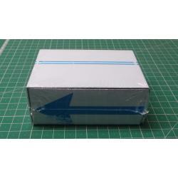 Shell: multipurpose, X: 72mm, Y: 103mm, Z: 43mm, AL BOX, aluminium, gray