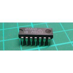 D130D - 1x 8input. NAND, DIL14 / MH7430 /, DIL14