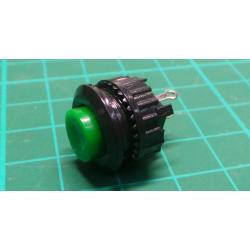 Pushbutton DS-501, ON- (OFF) 125V / 1A NC