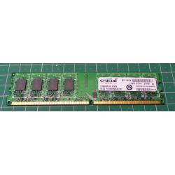 Used, DIMM, DDR2-1066,PC2-8500, 2GB