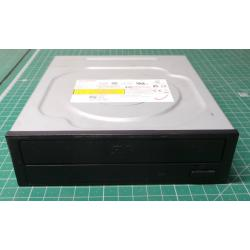 Used, DVD ROM, SATA, BLACK