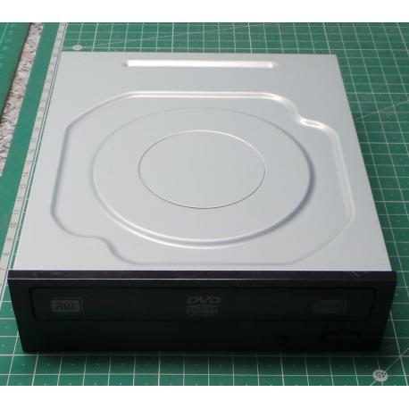 Used, DVD rewriter, sata, black