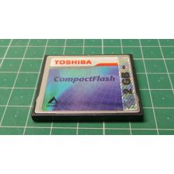 Compact flash, 2GB, Class 6