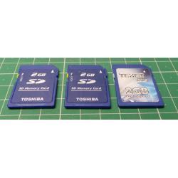 SD, 2GB, Class 10