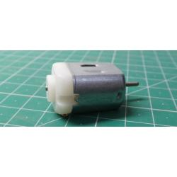 Motor 3-5V / 0,4A / 17000RPM