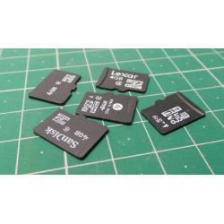 Micro SD, 4GB, Class 4
