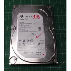 USED Hard Disk, SATA, 1TB