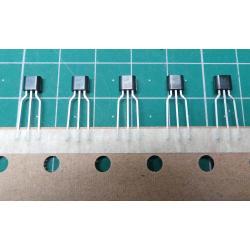 Transistor: N-MOSFET, unipolar, 200V, 0.12A, 0.5W, TO92
