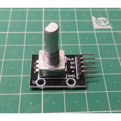 Rotační encoder pro Arduino