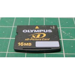 USED, XD, 16MB, No class