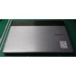 Samsung, RV520i3-2310M@21GHZ, 4GB, 600GB, Batt- dead, Display-1366x768/15.6/, No coa, Everything works but case well used