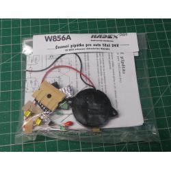 Reversing beeper for car 12 to 24V KIT