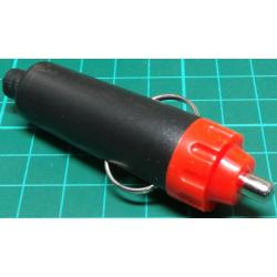 Car Cigarette Lighter Power Connector, Male