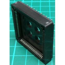 PLCC84 socket