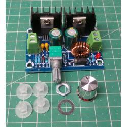 Power module, step-down converter 8A, module XH-M401