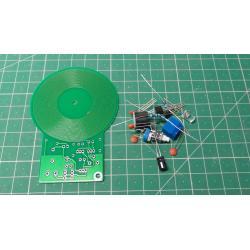 Detektor kovů MDS-60, stavebnice