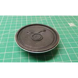 Used, Loudspeaker, 32ohm, 0.5W, 50mm