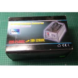 Deskop voltage Converter, 200W