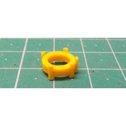 Podlozka pod tranzistor prumer 11mm, 2 - 4.5mm