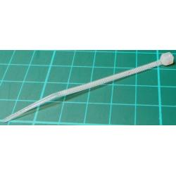 Cable Tie, 2.5x78mm, White