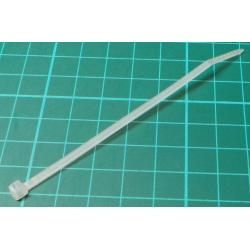 Cable Tie, 2.5x100mm, White