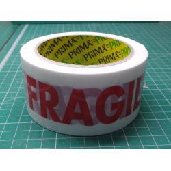 Fragile, 50mm x 66mm