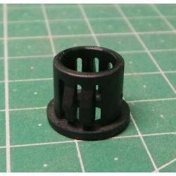 Panel Bushing for upto 62mm cable, Hole 11mm, Panel Upto 3.2mm thick