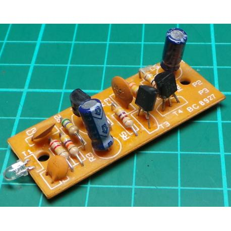 PCB with components - Looks like a remote control?