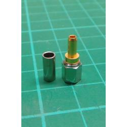 RF connector 21-1 TGL200-8080 50ohm gold-plated,
