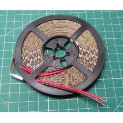 LED pásek 8mm, bílý, 120xLED2835/m, IP65, cívka 5m