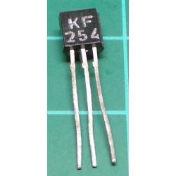 KF254, NPN Transistor, 20V, 0.03A, 0.3W, Old Stock