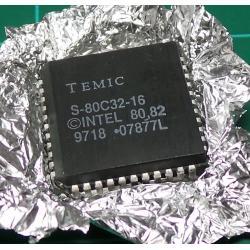 S-80C32-16, 8 bit, 16Mhz microcontroller