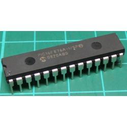 pic16f876a-1/sp, 8 bit, 20Mhz microcontroller