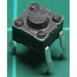 Microswitch SPST, Non-Latching, PCB Mount